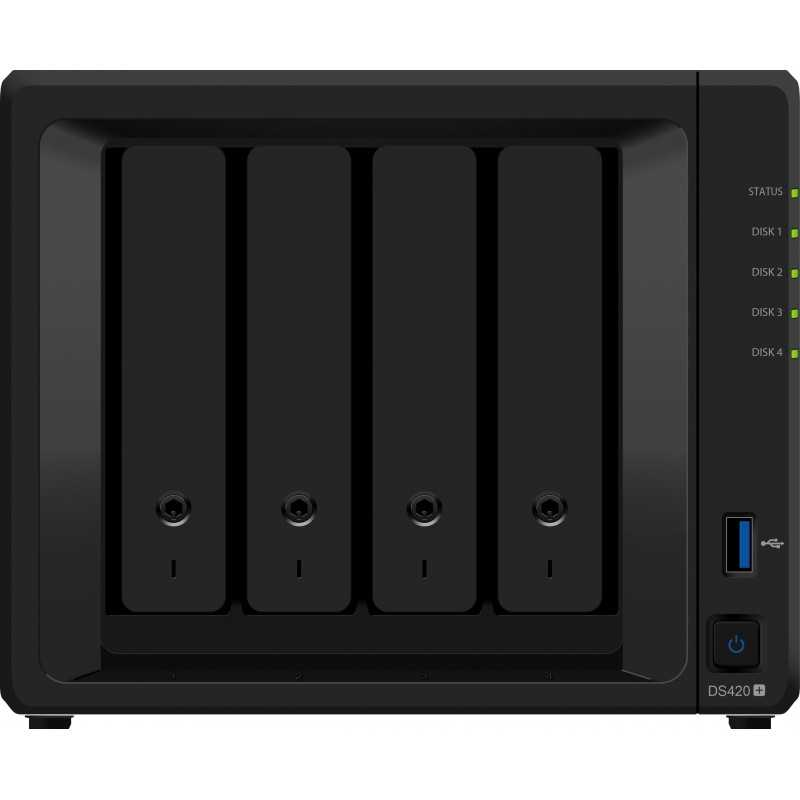 Synology DS420+ Maroc